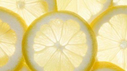 Лимон способен сделать кожу здоровой и красивой