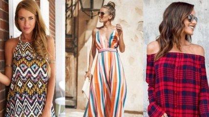 Мода 2019: самые стильные орнаменты лета (Фото)
