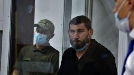 Без права выхода под залог: суд арестовал сразу семь членов харьковского Нацкорпуса (фото, видео)