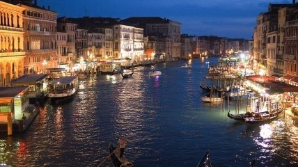 Спящая Венеция: вот таким этот город вы еще не видели (Фото)