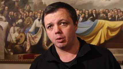 Семен Семенченко оказался в больнице