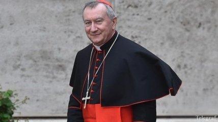 Госсекретарь Ватикана открыл музей митрополичьей курии Римско-католической церкви