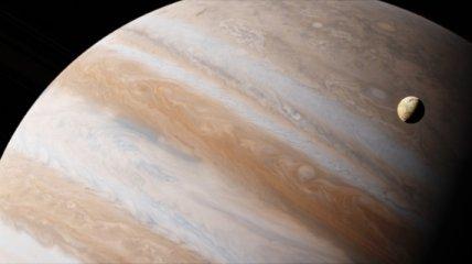 """В """"семье"""" Юпитера пополнение: 5 спутников получили имена"""