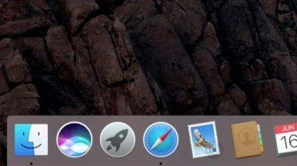 Siri в macOS Sierra можно активировать тремя способами