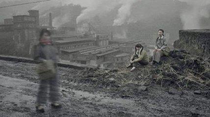 Заброшенные городские и промышленные китайские пейзажи (Фото)