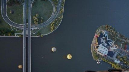 Невероятные снимки, сделанные с высоты птичьего полета (Фото)