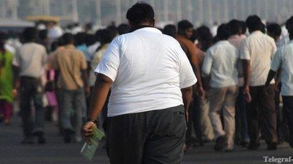 """Отцы передают лишний вес """"по наследству"""""""