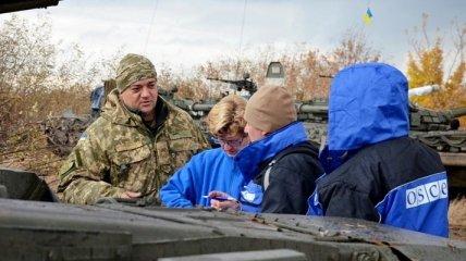 Силы АТО отводят артиллерию и минометы в Донецкой области