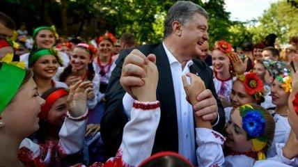 Порошенко показал свой 2018 год в фото