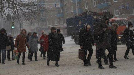 Погода на 9 января: Украину ожидает метель и потепление до +2