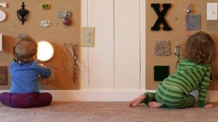 Отличные способы занять вашего малыша (Фото)