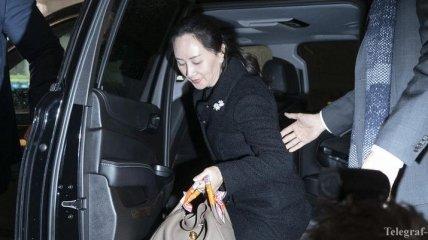 Экстрадиция финдиректора Huawei: в Канаде завершились слушания
