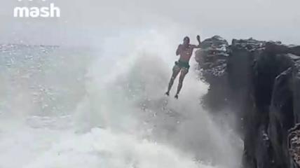 Россиянин погиб в Испании в результате прыжка в море