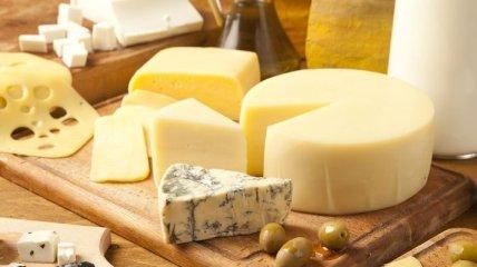 Украинский сыр вернулся на российские прилавки