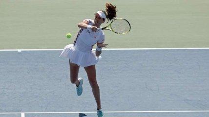 Конта победила Касаткину в стартовом матче US Open 2019