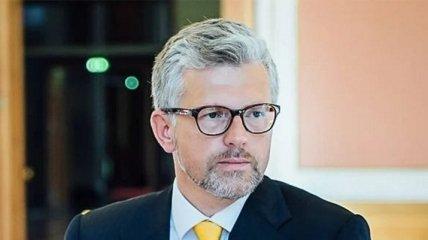 Посол Украины о пари со Шредером: Это стало топ-новостью для очень многих немецких СМИ