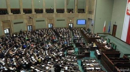 В Польше утвердили бюджет на 2013 год с дефицитом свыше $11 млрд