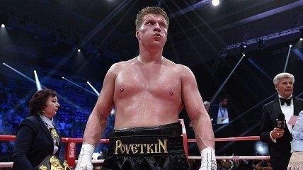 Усик може вийти в ринг проти росіянина Повєткіна