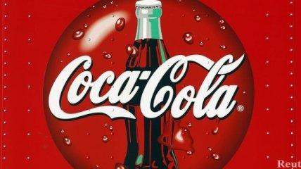 Coca-Cola в бутылках изо льда уже можно купить в Колумбии