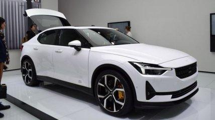 Женевский автосалон 2019: Polestar представил недорогой вариант Polestar 2