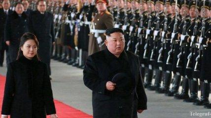 Лидер КНДР Ким Чен Ын отбыл из Пекина