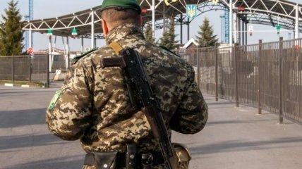 Пограничники задержали лиц, которые могут быть причастны к НВФ