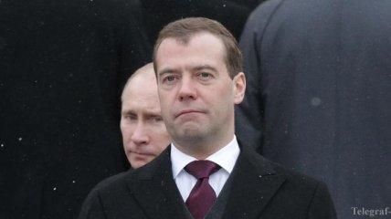 Медведев признал действенность санкций ЕС против РФ