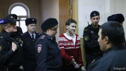 Савченко предстоит трудный путь возвращения из голодовки