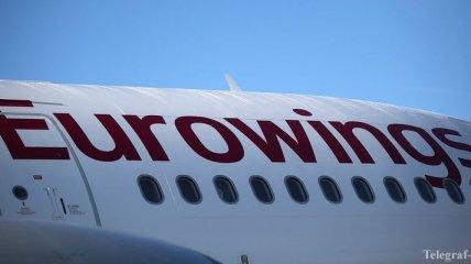 Немецкая авиакомпания  Eurowings прекратит полеты в Россию