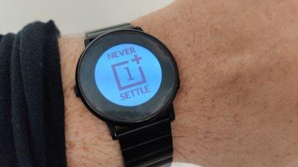 Не будут похожи на Apple Watch: смарт-часы OnePlus получат круглый дисплей