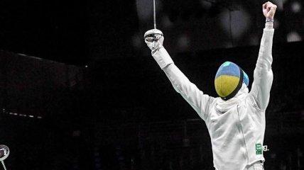 """Український шпажист Рейзлін виграв """"бронзу"""" на Олімпіаді в Токіо"""