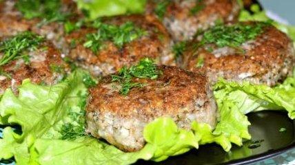 Рецепт дня: гречаники с начинкой из яиц и зелени