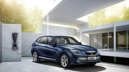 Китайцы представили свою версию BMW X1