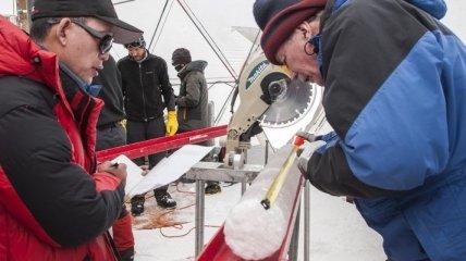 Во льдах Тибета - ученые нашли микробов, которым почти 15 тысяч лет