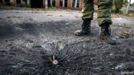 В Луганске в результате минометного обстрела погиб ребенок