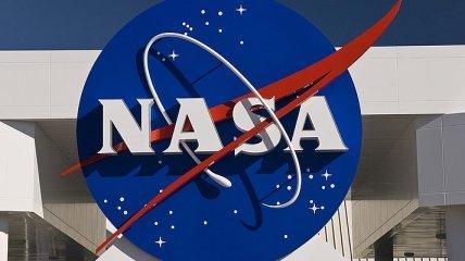 NASA показало фото гигантского расколовшегося айсберга
