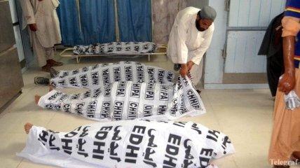 Теракт на предвыборном митинге в Пакистане: Еще один кандидат убит