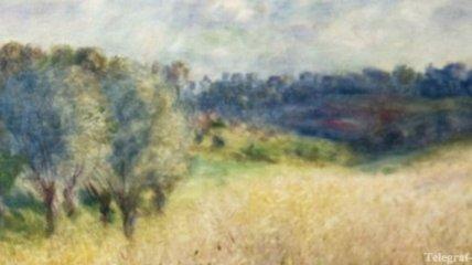 Американка купила пейзаж Ренуара за пару долларов