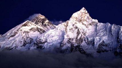 Эверест: величественные фотографии самой высокой горы на Земле (Фото)