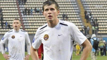 Футболист украинского клуба узнал, что его исключили, из интернета