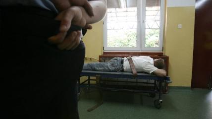 В вытрезвителе Вроцлава задохнулся украинец