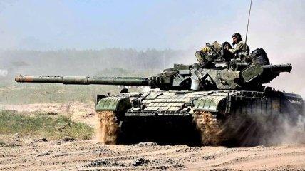 Боевики 73 раза обстреляли позиции ВСУ