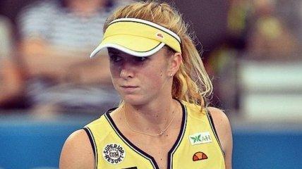 Свитолина вышла в полуфинал турнира в Брисбене