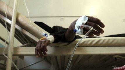 Эпидемия холеры в Йемене: количество больных уже больше 100 тысяч