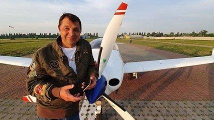Стало известно, когда состоится прощание с погибшим в авиакатастрофе на Прикарпатье Игорем Табанюком