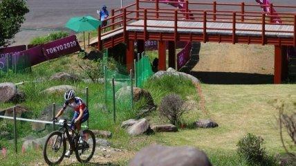 На Олимпийских играх разыграли первые медали в маунтинбайке