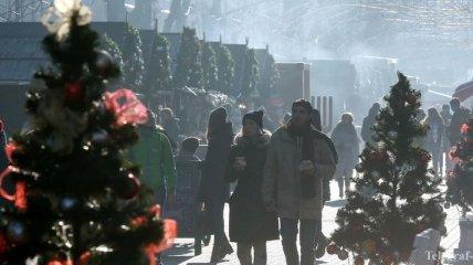 Снег, гололедица и усиление морозов: какая погода ждет украинцев