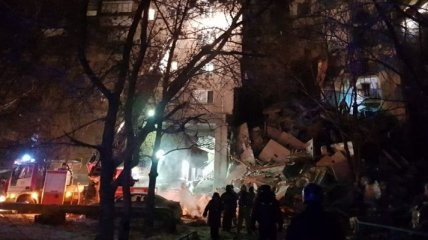 В России в многоэтажке произошел взрыв газа, есть жертвы
