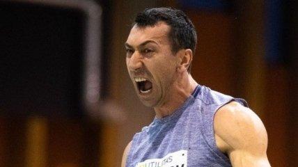 Украинец Касьянов завоевал бронзу международного турнира в Таллине