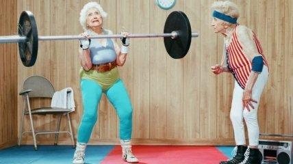 Неотразимые 75-летние звезды спорта (Фото)